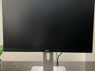 """Dell 24"""" 1080p U15 UltraSharp Monitor for Sale in Marina del Rey,  CA"""