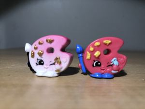 Pt.1 random shopkins with twin for Sale in Raleigh, NC