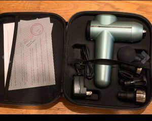 Professional Massage Gun, Adjustable Speed for Sale in Richardson, TX