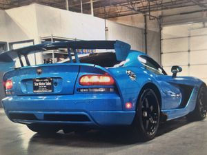 2009 Dodge Viper SRT 10 ACR 27,560 miles for Sale in Downers Grove, IL