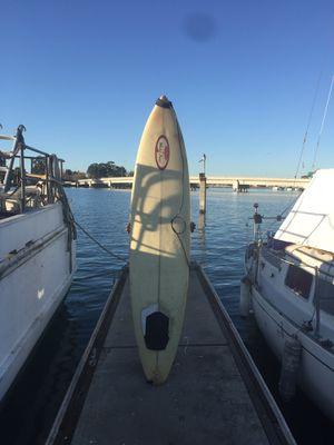 Surfboard - Michel Junod Big Wave Gun 7'8 for Sale in Piedmont, CA