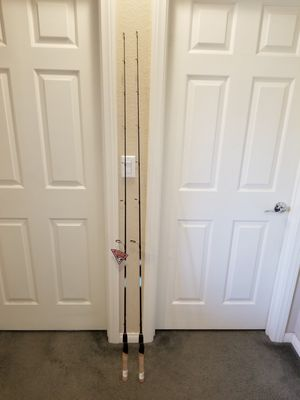 Lot of 2 Brand New Rods and Reels Spinning Fishing Combo for Sale in Las Vegas, NV