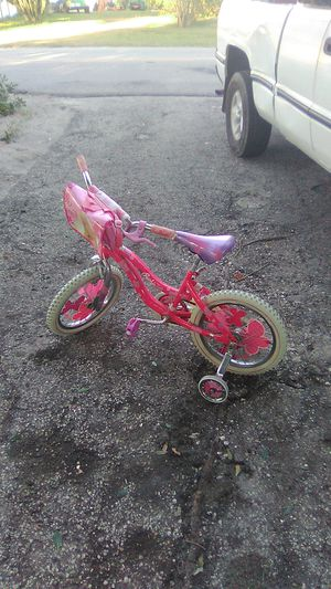 Girls Barbie bike for Sale in Sebring, FL