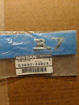 Infiniti Nissan 2014-2016 Q50 Front Fender-Emblem for Sale in Downey, CA