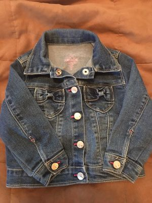 Toddler Girl Jean Jacket for Sale in Salinas, CA