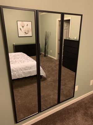 Wall Mirrors 63x16 ( total 3 available) for Sale in Westerville, OH