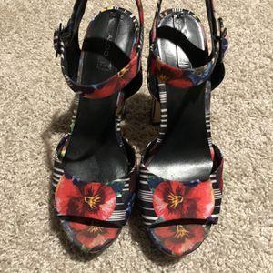 Aldo Floral Heels for Sale in Atlanta, GA