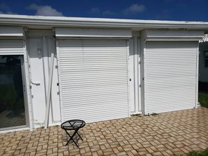 Roll up electric shutters for Sale in West Palm Beach, FL
