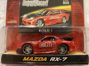 022 Mazda RX-7 | 2003 Jada Toys | 1:64 Scale Diecast | Import Racer! for Sale in Seattle, WA