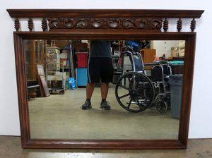 Wood Frame Dresser Mirror for Sale in Chula Vista, CA