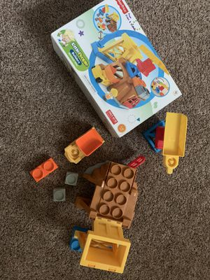 Fisher Price builders set for Sale in Folsom, CA