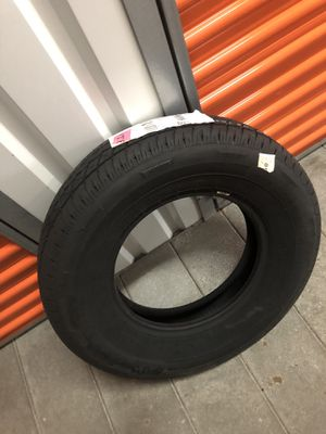 Brand new trailer tire 205/75/14 for Sale in Mahwah, NJ