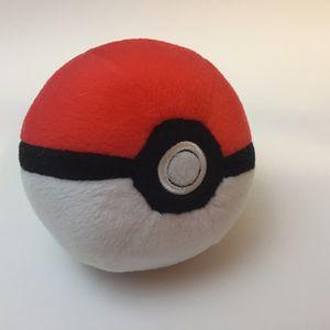 Pokémon Ball Plush for Sale in Lynnwood, WA
