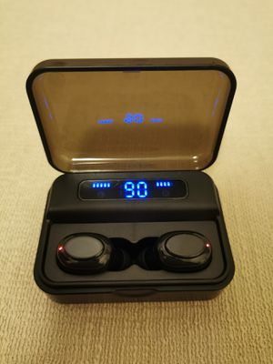 True Wireless Bluetooth 5.0 Earphones Touch Control Headphones Earbuds Headset for Sale in Rowland Heights, CA