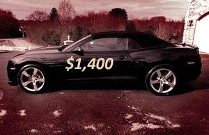 🎆2011 Camaro SS fully loaded-$1400🎆 for Sale in Los Angeles, CA