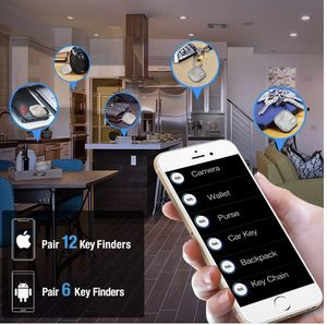 Brand new Key Finder, Smart Tracker with Bluetooth Item Finder for Sale in Dallas, TX