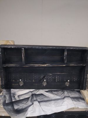 Rustic coat rack for Sale in GA, US