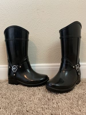Michael Kors rain boots for Sale in League City, TX