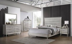 Queen Bedroom Set All items Shown $999! Lowest Prices Ever! for Sale in Sacramento, CA