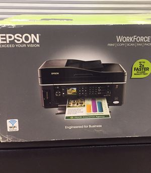 Epson WorkForce 610 Printer for Sale in Clinton, MD