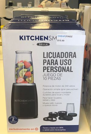 Kitchen Smith Personal Blender for Sale in Grand Prairie, TX