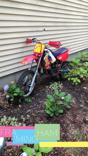 Dirtbike Honda cr80 1999 for Sale in Ashland, MA