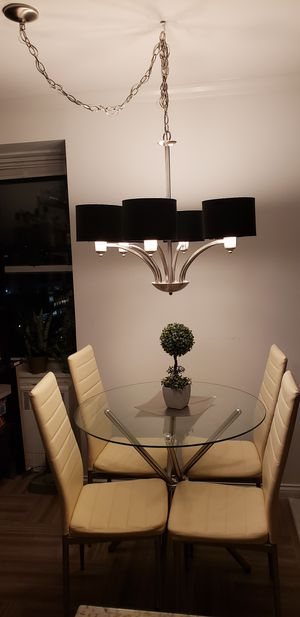 Kitchen 6-Light Chandelier for Sale in New York, NY