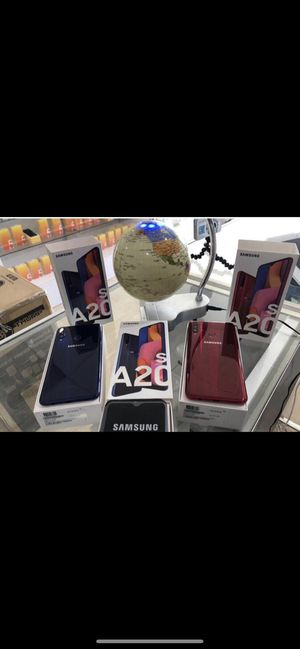 Samsung Galaxy A20s for Sale in Miami, FL