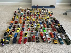Assorted Match Box and Hot Wheels Cars for Sale in Centreville, VA