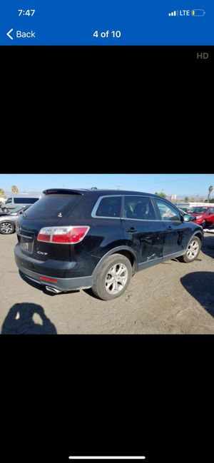2011 Mazda CX-9 v6 ••PARTING OUT ONLY ••• for Sale in Hesperia, CA