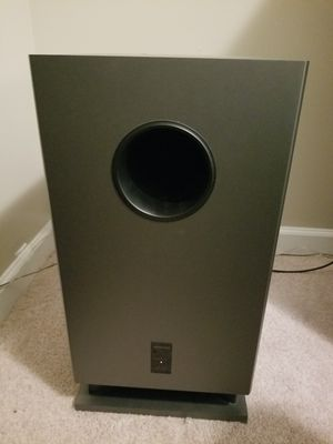 """Onkyo 10"""" subwoofer for Sale in Chicago, IL"""