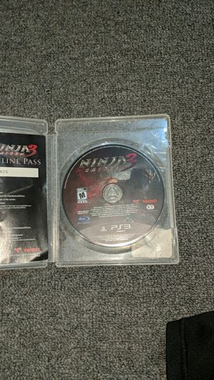 Ninja gaiden 3 for Sale in Paramount, CA