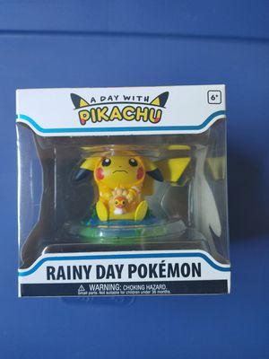 A Day With Pikachu Rainy Day Pokemon Funko for Sale in Modesto, CA