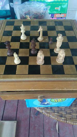 Chess Set for Sale in Dallas, TX