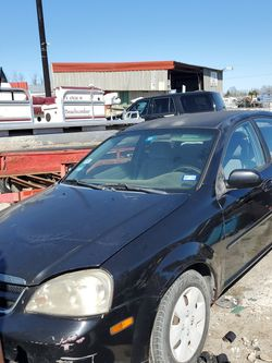 2006 Suzuki Forenza 4/D. OBO for Sale in Royse City,  TX