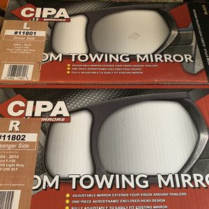Towing mirrors For Ford Pickups for Sale in Olympia, WA