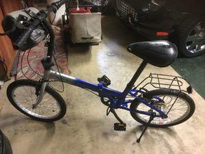 Folding Jetty reef bike great shape for Sale in Seminole, FL