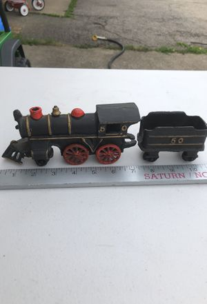 Heavy train toy decor collectible for Sale in Strongsville, OH