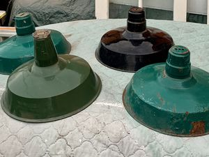 Antique cook lamps . Found in old barn for Sale in Culver City, CA