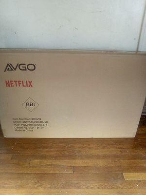 AVGO 50 inch smart TV for Sale in Detroit, MI