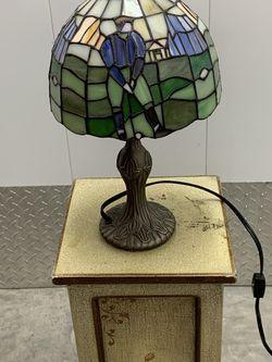 Tiffany Golf Motif Table Lamp for Sale in Woodbridge Township,  NJ