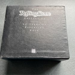 Rolling Stone Collection 25 Years of Essential Rock for Sale in Portland,  OR