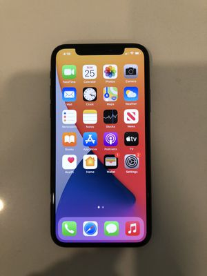 iPhone X (10) 64 GB for Sale in Los Angeles, CA
