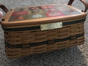 Longaberger basket for Sale in Lexington, KY