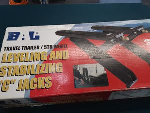 Trailer Stabilizer Jack Stand for Sale in Edgewood, WA