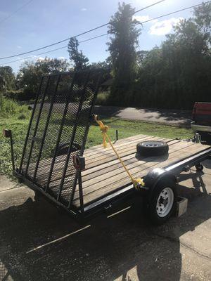 6x10 utility trailer for Sale in PT CHARLOTTE, FL