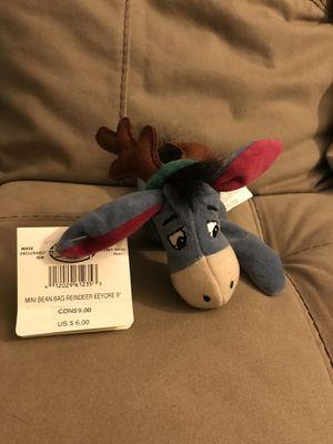 Reindeer eeyore Plush for Sale in Smyrna, TN