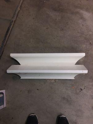 White wall shelf for Sale in Bakersfield, CA