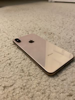 Apple iPhone XS Max, gold, 256GB, unlocked- original packaging for Sale in Chino Hills, CA