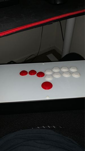 Hitbox w/ detectable cable for Sale in Columbia, MO